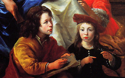 Allegory Of Education Copy